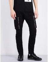 Helmut Lang Slim-fit Tapered Jeans