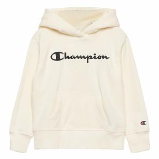 Champion Boys' Girls' Seasonal Big Logo Hooded Sweatshirt