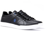 Penguin Prague Black & Blue Trainers