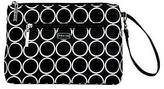 Kalencom Diaper Clutch - Black Holes