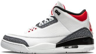 Jordan Air 3 Retro SE DNM 'Fire Red' Shoes - 4.5