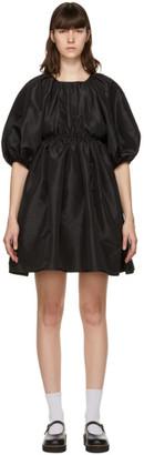 Cecilie Bahnsen Black Ava Dress