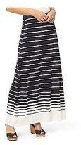 Tommy Hilfiger Final Sale- Ombre Stripe Maxi Skirt