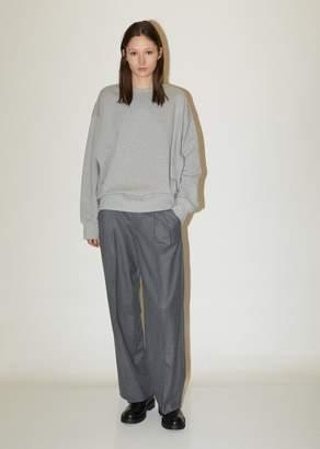 VIS Ā VIS Grey Flannel Suit Trousers