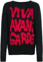 Jeremy Scott Viva Avant Garde jumper