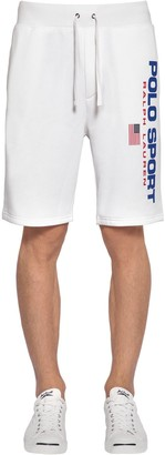 Polo Ralph Lauren Logo Printed Shorts