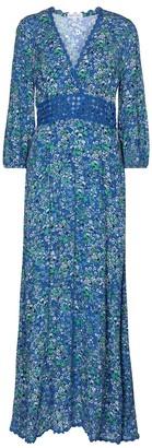Poupette St Barth Joan floral maxi dress