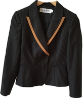 Christian Dior Black Wool Jacket
