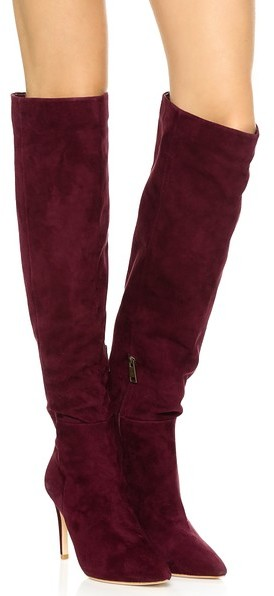 Joie Olivia Suede Boots