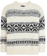 Polo Ralph Lauren Oversized Wool-blend Sweater