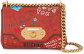 Dolce & Gabbana Welcome shoulder bag with print details