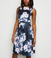 New Look Mela Floral Prom Dress