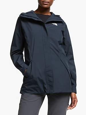 The North Face All Terrain Full Zip Women's Waterproof Gore-Tex Jacket, Urban Navy