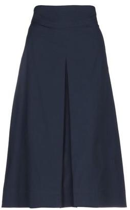 windsor. 3/4 length skirt