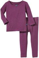 Kickee Pants Pajama Set (Baby) - Amethyst-3-6 Months
