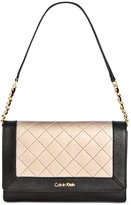 Calvin Klein Quilted Demi Bag