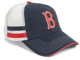 American Needle Men's 'Foundry - Boston Red Sox' Mesh Back Baseball Cap - Blue