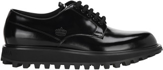 Dolce & Gabbana Derby Shoes With Extra Lightweight Bottom