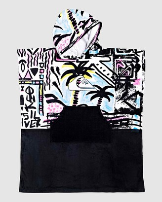 Quiksilver Boys 8-16 Surf Poncho Hoody Towel