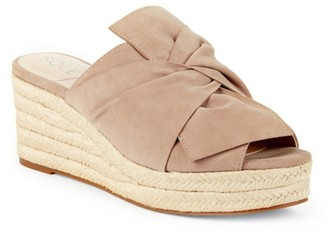 Sole Society Carima Espadrille Wedge Sandal