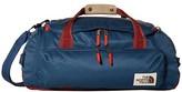 The North Face Berkeley Duffel - Medium (Blue Wing Teal/Barolo Red) Duffel Bags