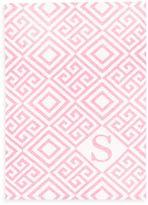 Tadpoles TadpolesTM by Sleeping Partners Ultra-Soft Knit Greek Key Blanket in Pink