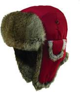 Woolrich Fur Bomber