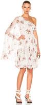Giambattista Valli One Shoulder Mini Dress