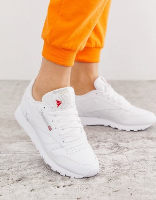 Reebok Classic White Leather sneakers