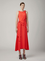 Proenza Schouler Asymmetrical Dress