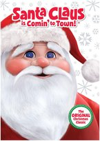 Classic Media Santa Claus Is Comin' To Town Original Christmas Classic DVD