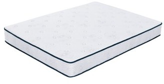 "Corinne Spring 9"" Medium Hybrid Mattress Alwyn Home Mattress Size: King"