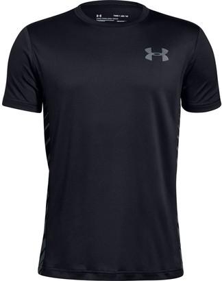 Under Armour Boys' UA MK-1 Short Sleeve Shirt