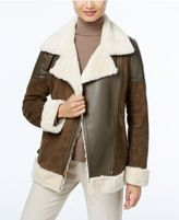 MICHAEL Michael Kors Faux-Shearling Coat