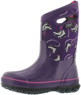 Bogs Girls' Classic Ice Skates Tall Waterproof Winter Boot 3 M US