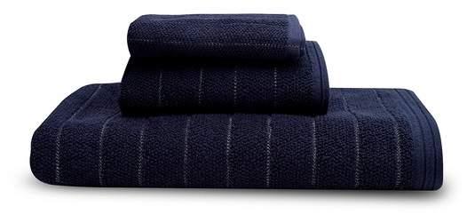 c86501390d5 Navy Aira Hand Towel