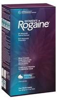 Rogaine Women's Minoxidil Hair Thinning & Loss Treatment Foam, 4 Month