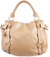 Miu Miu Bow Leather Bag