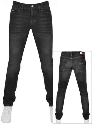 Tommy Jeans Original Slim Scanton Jeans Grey