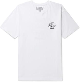 Neighborhood + Mr Cartoon Printed Cotton-Jersey T-Shirt