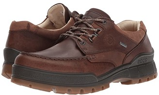 Ecco Track 25 Premium Low (Cocoa Brown/Camel) Men's Lace up casual Shoes