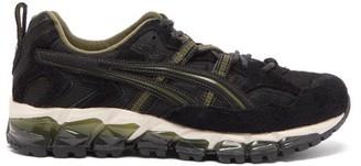Asics Gel-nandi 360 Running Trainers - Black Green