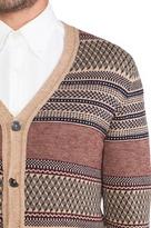 TODD SNYDER Pattern Cardigan