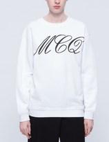 McQ by Alexander McQueen Classic Sweatshirt