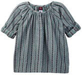 Tea Collection Kamila Henley Top (Toddler, Little Girls, & Big Girls)