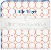 Swaddle Designs Ultimate Swaddle Blanket, Made in USA, Auburn University, Little Tiger