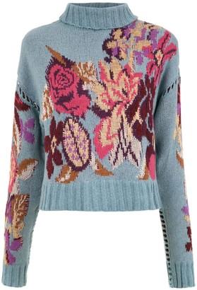 Cecilia Prado Fabiana intarsia sweater