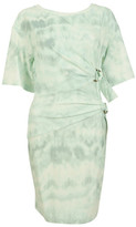 Roberto Cavalli Knited Wrap Dress
