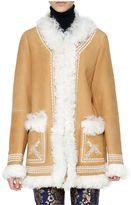 P.A.R.O.S.H. Sheep Leather Jacket