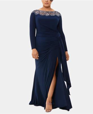 Macy\'s Plus Size Dresses - ShopStyle